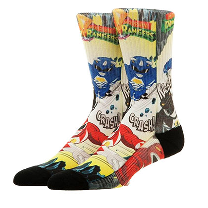 Calcetines Power Rangers