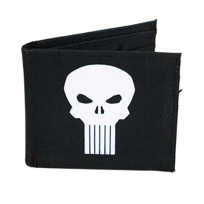 Cartera The punisher