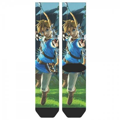Calcetines The Legend of Zelda