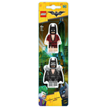 LEGO Batman Movie Pack de 2 Gomas de borrar