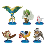 One Piece Figuras WCF ChiBi 7 cm Surtido The Year of the Rooster (25)
