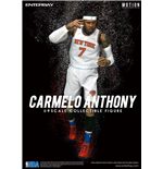 NBA Collection Figura Motion Masterpiece 1/9 Carmelo Anthony 23 cm