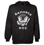 Sudadera Ramones Retro Eagle New York City