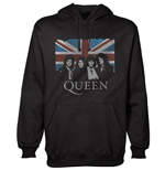 Sudadera Queen Vintage Union Jack