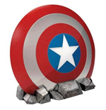 Marvel Comics Altavoz Bluetooth Escudo de Captain America 21 cm