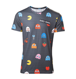 Camiseta Pac-Man – All Over Characters