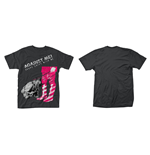 Camiseta Against Me SHAPE SHIFT WITH ME