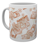 Taza Call Of Duty 253189