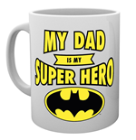 Taza Batman - Batman Dad Superhero
