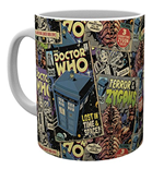 Taza Doctor Who 253229
