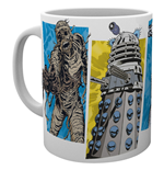 Taza Doctor Who 253235