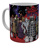 Taza Doctor Who - Universe Group