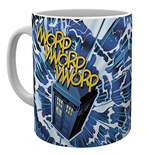Taza Doctor Who 253240