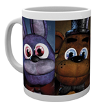 Taza Five Nights at Freddy's 253317
