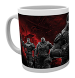 Taza Gears of War 253328