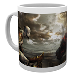 Taza God Of War 253333
