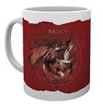 Taza God Of War 253336