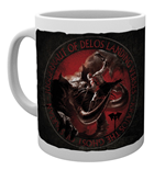 Taza God Of War 253342