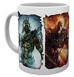 Taza God Of War 253344