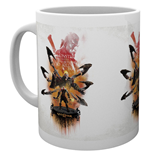 Taza God Of War 253346
