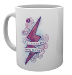 Taza Harry Potter - Love Leaves Its Own Mark