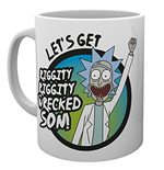 Taza Rick and Morty 253578