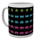 Taza Space Invaders 253622