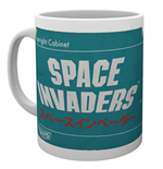 Taza Space Invaders 253623