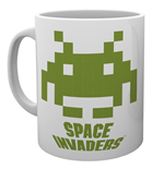 Taza Space Invaders 253624