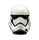Star Wars Episode VII Altavoz Bluetooth 1/1 Casco de Stormtrooper 29 cm