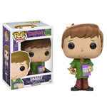 Scooby Doo POP! Animation Vinyl Figura Shaggy 9 cm