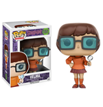 Scooby Doo POP! Animation Vinyl Figura Velma 9 cm
