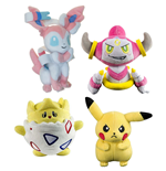Pokemon Peluches 20 cm Wave D11 Expositor (6)