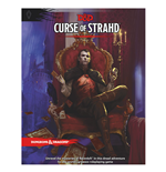Dungeons & Dragons RPG Adventure Curse of Strahd Inglés
