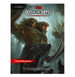 Dungeons & Dragons RPG Adventure Rage of Demons - Out of the Abyss Inglés