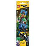 LEGO Batman Movie Pack de 3 Marcados de libro