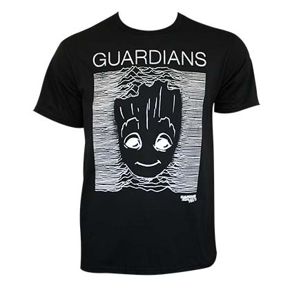 Camiseta Guardians of the Galaxy Groot Stripes