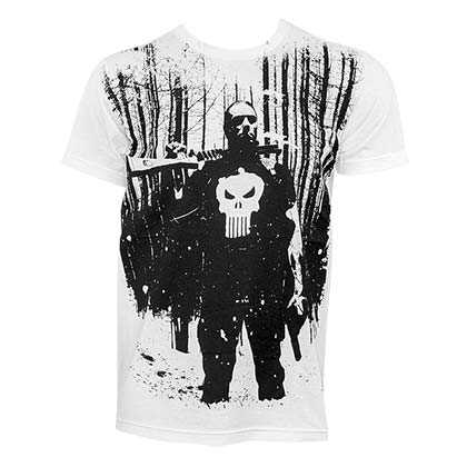 Camiseta The punisher Blizzard