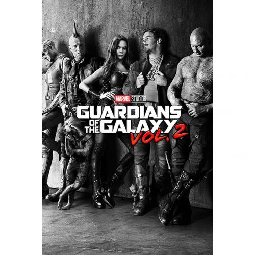 Póster Guardians of the Galaxy 2