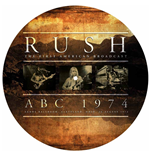 Vinilo Rush - Abc 1974 (Picture Disc)