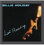 Vinilo Billie Holiday - Last Recording