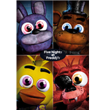 Póster Five Nights at Freddy's 254038