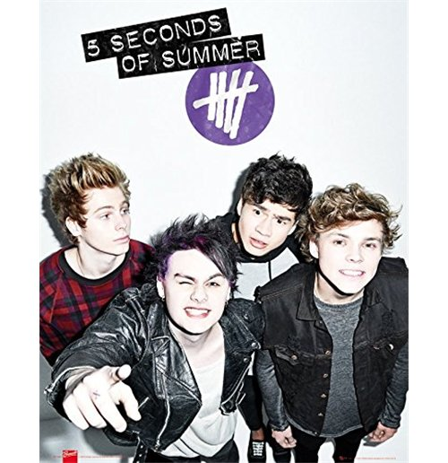 Póster 5 seconds of summer 254080