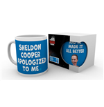 Taza Big Bang Theory 254110