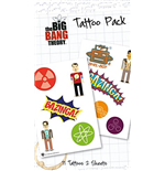 Tatuajes Big Bang Theory 254111