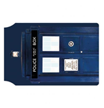 Funda de tarjetas Doctor Who - Tardis