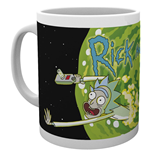 Taza Rick and Morty 254250