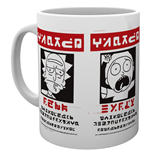 Taza Rick and Morty 254252