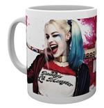 Taza Suicide Squad - Harley Wink