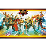 Póster Street Fighter 254357